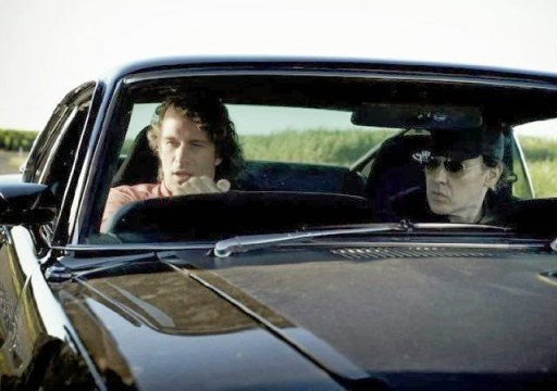 John Cusack Gently Persuades Thomas Jane In Clip From Drive Hard