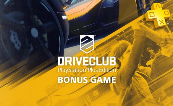 At Long Last, DriveClub PlayStation Plus Edition Will Hit PS4 Tomorrow