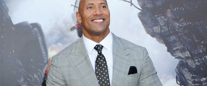 A Dwayne Johnson Movie Is Popular On Streaming