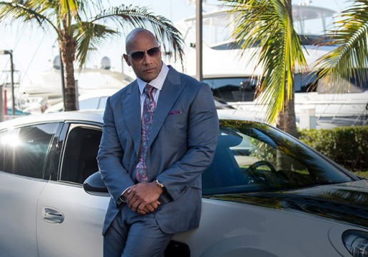 Dwayne Johnson in Ballers