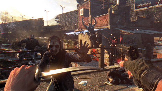 Open-World Zombie Title Dying Light Pushed Back To 2015