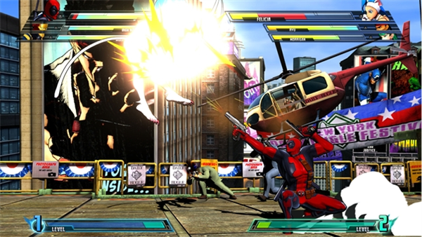 Marvel vs. Capcom 3: Fate of Two Worlds Review