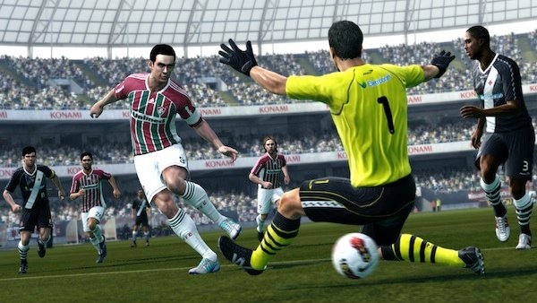 Pro Evolution Soccer 2013 E3 Media Highlights New Features