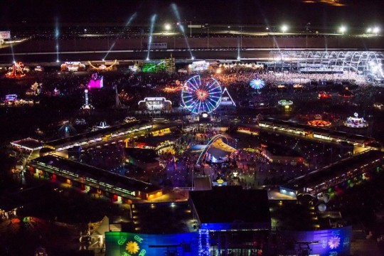 More Bleak Numbers Surface From Electric Daisy Carnival Las Vegas