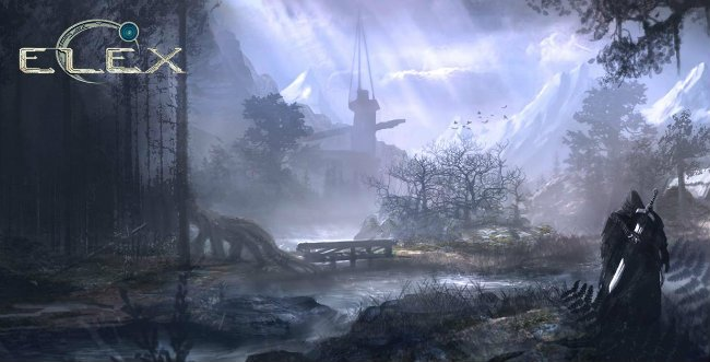 "ELEX Is An ""Edgy"" Open-World RPG From The Creative Minds Behind Risen"