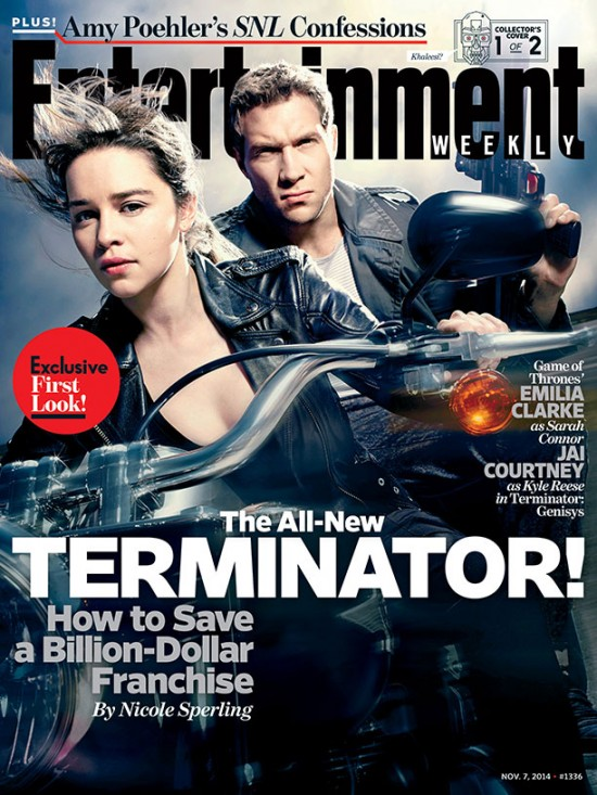 The Future War Rages On In First Images For Terminator Genisys