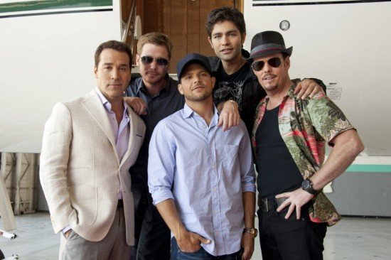 ENTOURAGE Series Finale The End Season 8 Episode 8 13 550x366 Entourage Season 8 08 The End Recap