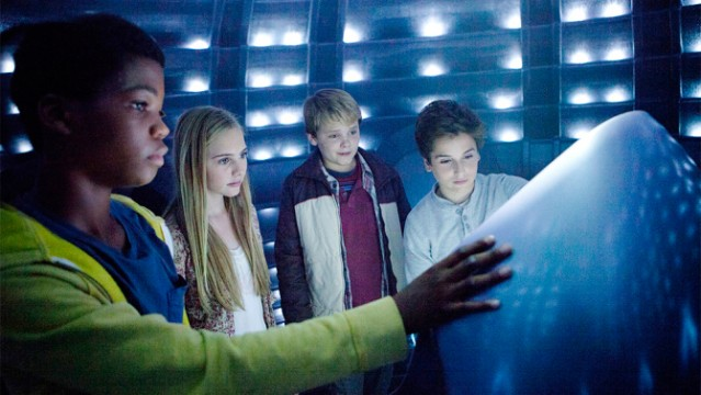 Earth to Echo in the ship