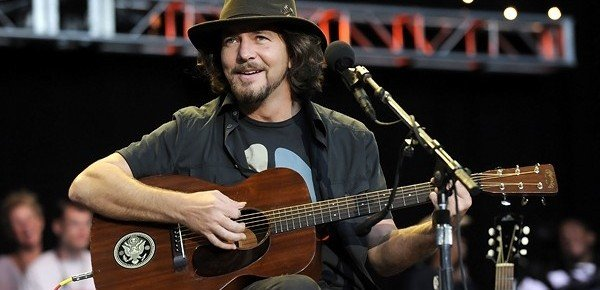 There's No Skipping Eddie Vedder's Acoustic Ballad