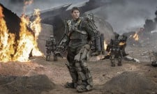 Behind The Scenes Clip From Edge Of Tomorrow Showcases Some Fantastic Practical Effects