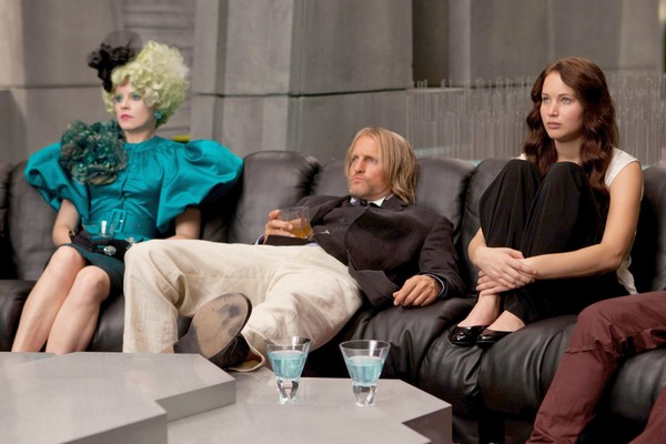 Fresh New Photo From The Hunger Games