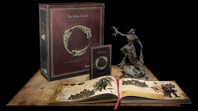The Elder Scrolls Online Summons Imperial Edition And New CG Trailer