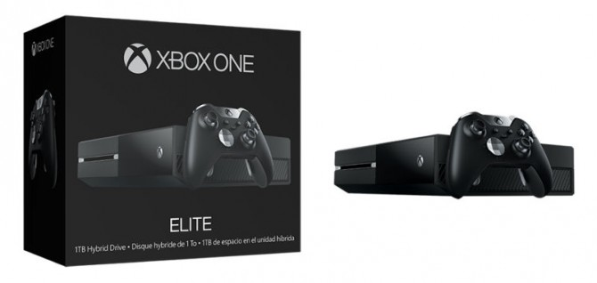 Xbox One Elite Bundle Announced For November Release