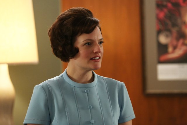 Elizabeth Moss in Mad Men