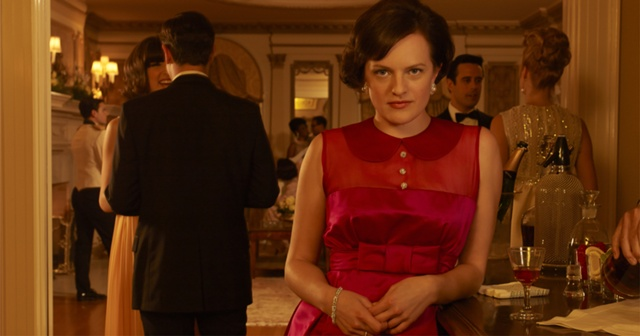 "Elizabeth Moss in Mad Men1 Mad Men Review: ""Man With A Plan"" (Season 6, Episode 7)"
