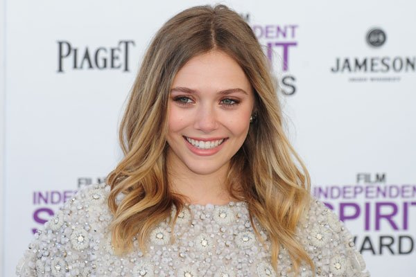 Elizabeth Olsen getty images