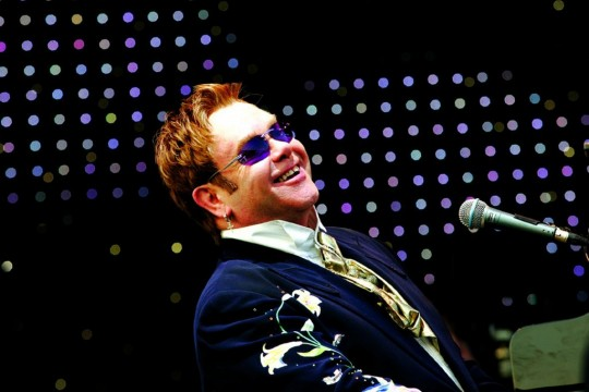 Elton John May Have A Cameo In The Secret Service