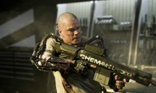 Matt Damon Tries To Save Everyone In First Elysium TV Spot