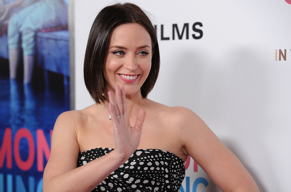 Emily Blunt To Lead Disney's Mary Poppins Reboot