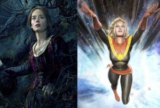 Does Captain Marvel Have A Star and Director Lined Up?