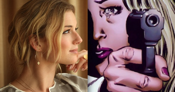 Emily VanCamp Back As Agent 13 For Captain America: Civil War