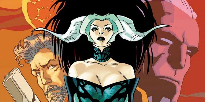 Mark Millar's Empress Lands Alice in Wonderland Producer