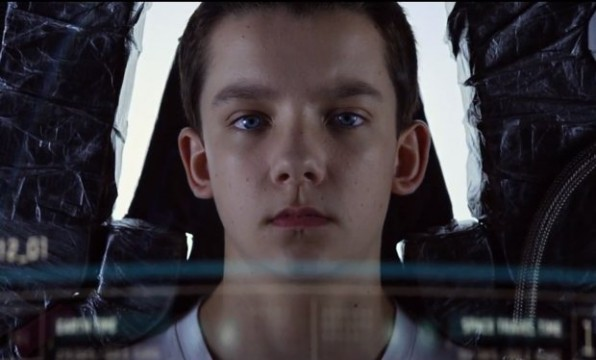 Enders Game Asa wakes up