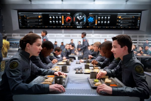 Enders Game science fiction releases 8 Upcoming Science Fiction Films That Deserve Your Attention