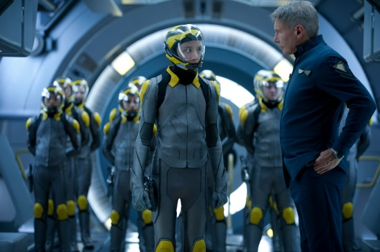 Orson Scott Card Will Not Make Any Money Off Ender's Game
