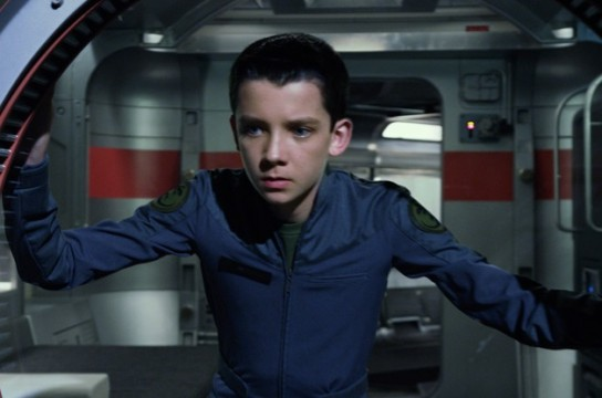 Press Conference Interview With Asa Butterfield On Ender's Game