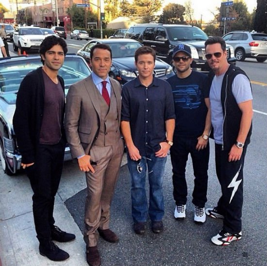 Entourage-Set-Photo-1