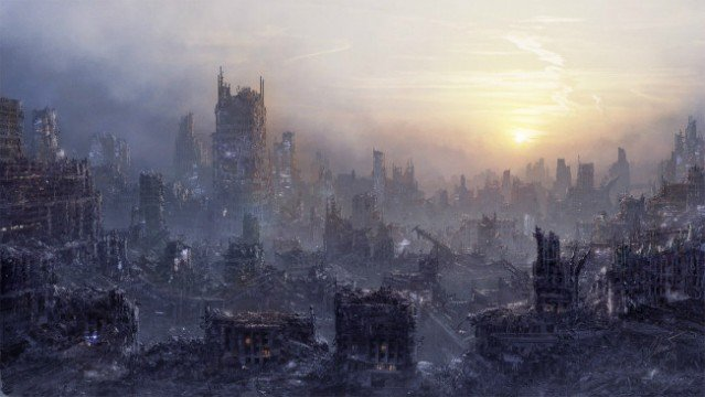 Environment  POST APOCALYPSE by I NetGraFX 0 639x360 Why Are We So Intrigued By The Apocalypse?