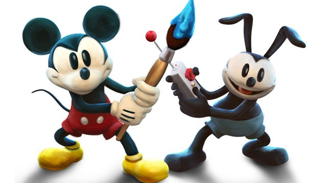 Surprise! Epic Mickey 2 Is Hitting PC And Mac Too