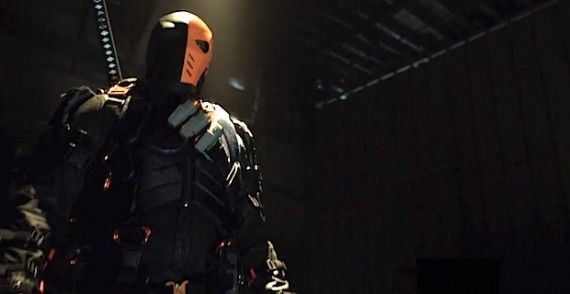 Image result for arrow episode deathstroke