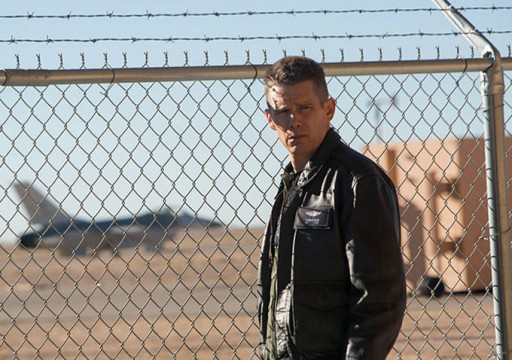 Hawke And Niccol Do Drone Warfare With Good Kill's New Poster