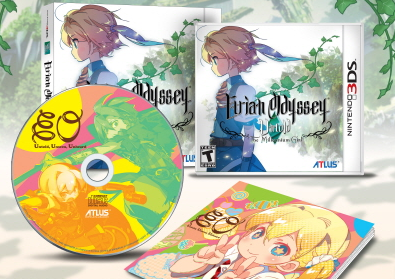Etrian Odyssey Untold: The Millennium Girl Pre-Orders Will Essentially Get A Free Boxed Set