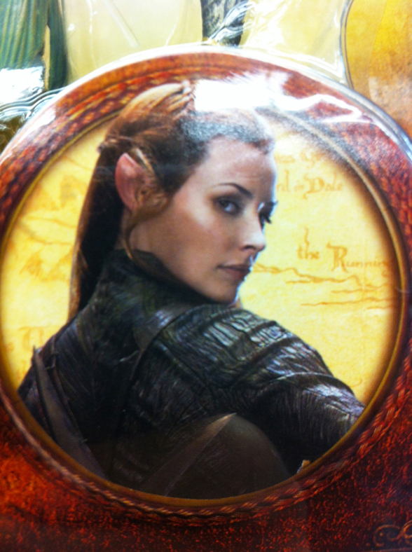 First Look At The Elvishly Sexy Evangeline Lilly In The Hobbit