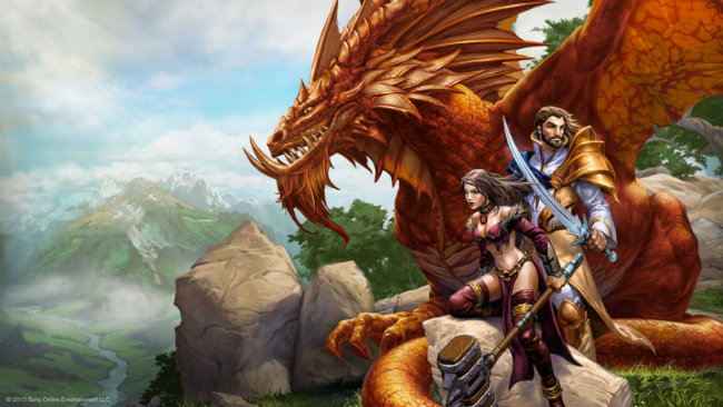Sony Online Entertainment Becomes Independent; H1Z1, EverQuest Set To Go Multi-Platform