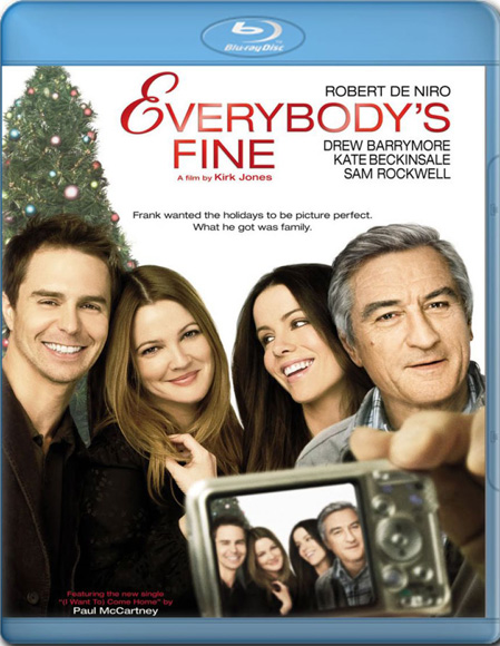 Everybody's Fine Blu-Ray Review