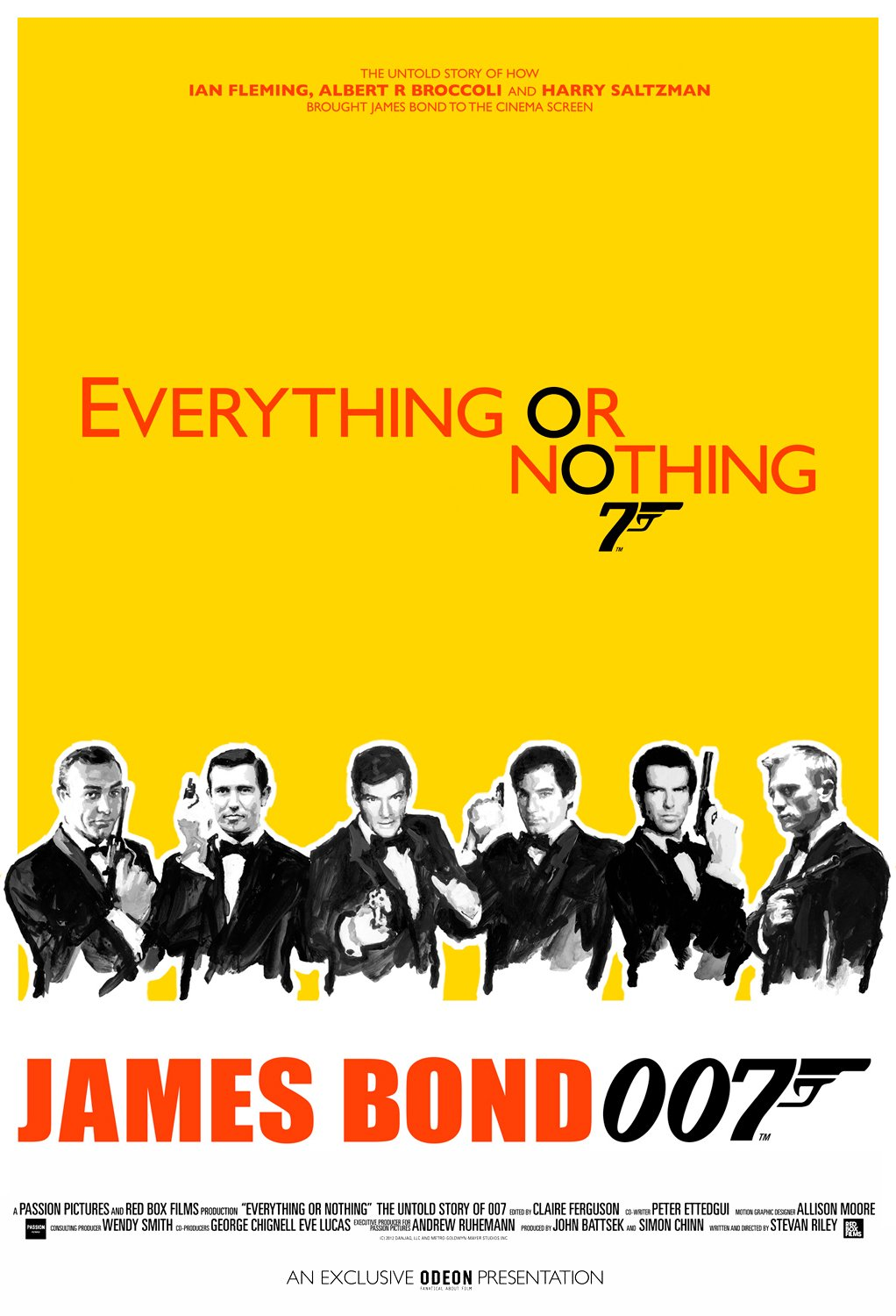 Everything or Nothing Review
