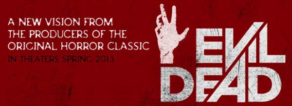 The First Official Image From The Evil Dead Remake Has Been Revealed