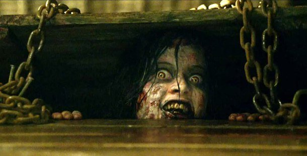Evil Dead Please Dont Scream, Youre So Beautiful: The 14 Best Horror Movies Of 2013