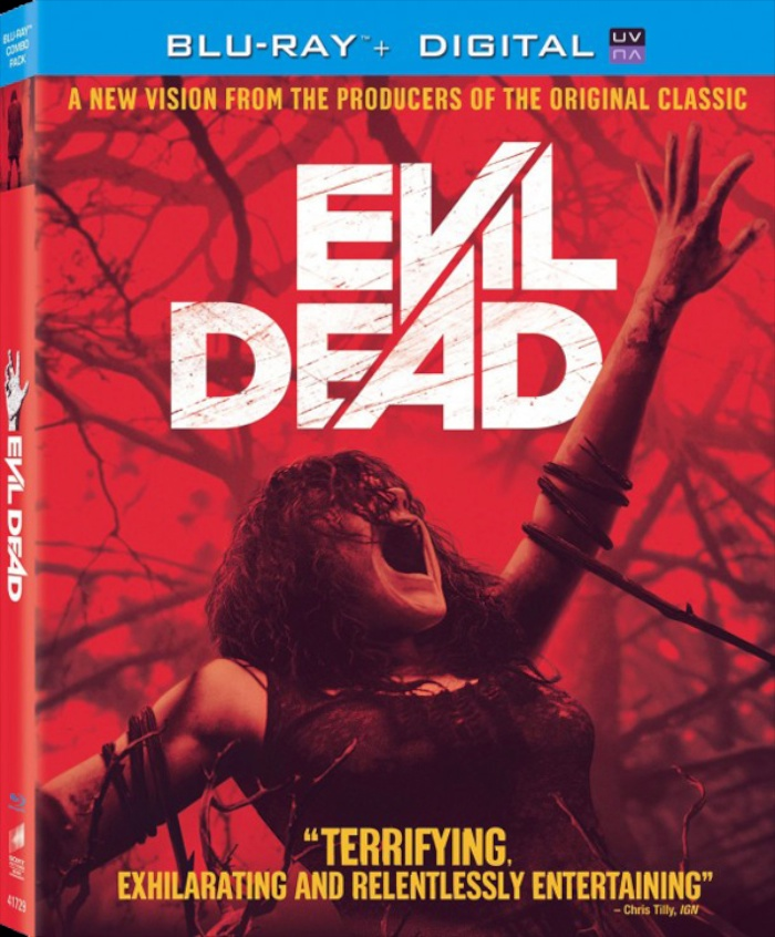 Evil Dead Will Arrive On Blu-Ray July 16th