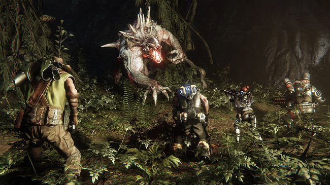 Turtle Rock Studios Pushes Evolve Back To 2015