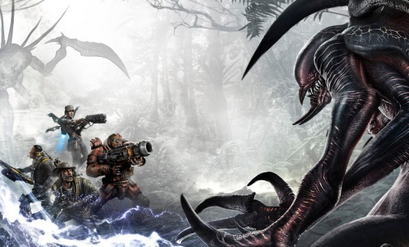 Day-One Patch For Evolve Weighs In At 3GB, Improves Load Times And Balancing