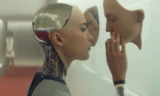 New Image Of Alicia Vikander In Blade Runner-Like Sci-Fi Ex Machina