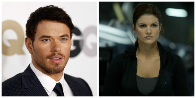 Steven C. Miller Thriller Extraction Recruits Kellan Lutz And Gina Carano