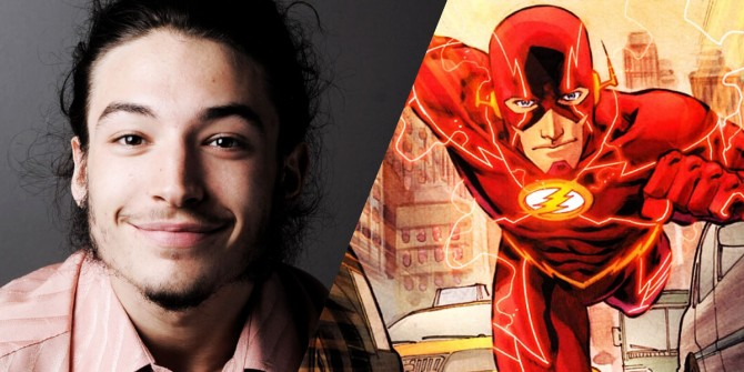 Ezra Miller Levels On Why His Version Of The Flash Will Differ From The CW's
