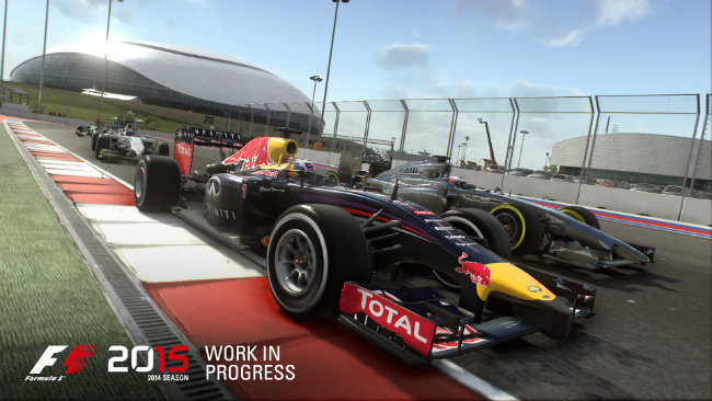 "F1 2015 Pegged For June Release, Codemasters Claims Racer Is A ""Superb Step Forward"" Toward Realism"
