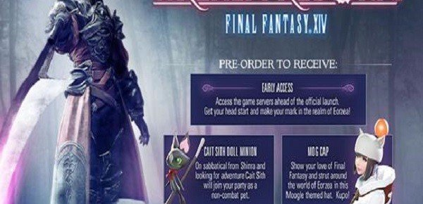 Final Fantasy XIV: A Realm Reborn Early Access Begins